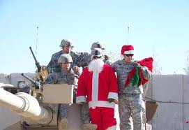 "Retail Stores Staff Up On Soldiers in Hopes of Forcing ""Best Christmas Ever"""