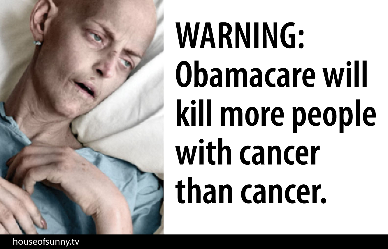 WARNING: ObamaCare is Deadlier Than Smoking