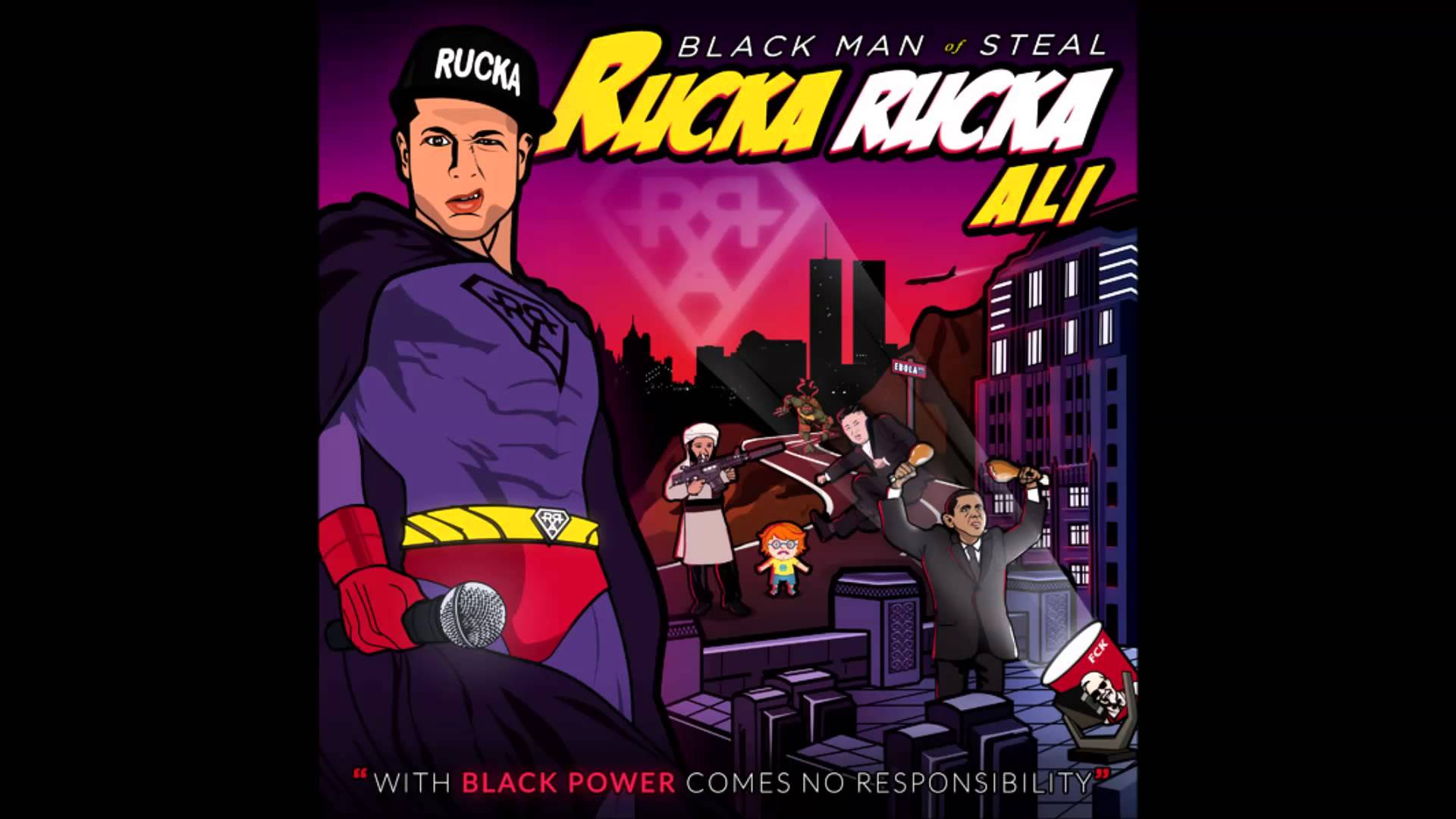 New Podcast - Ep 7 Comedian Rucka Rucka Ali on YouTube, Comedy and Objectivism